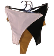 Barbara Paris Extreme Discretion Micro Thong Black…