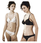 Charnos Misty Full Cup Bra Black 32F