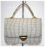 Croc Clutch Bag